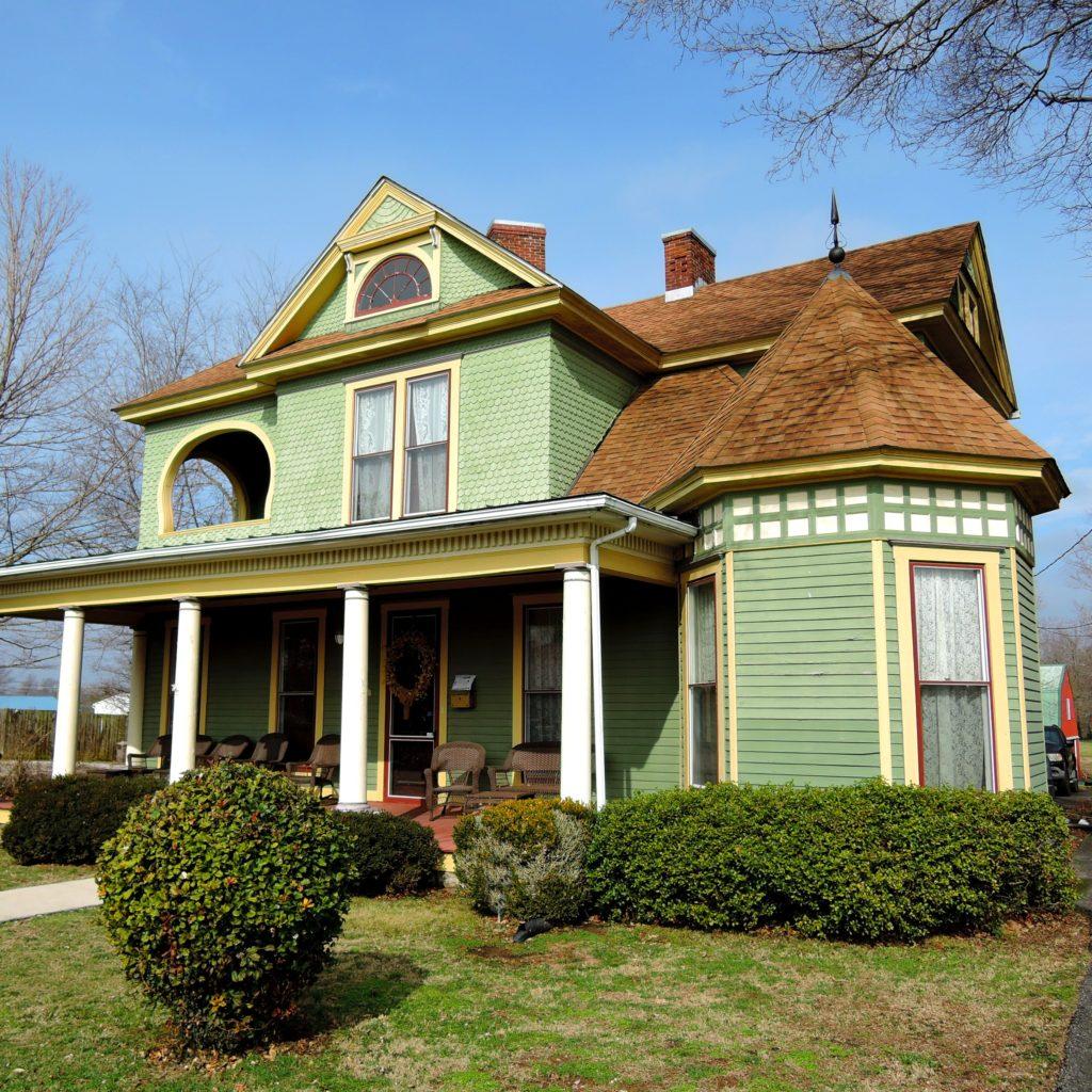 virgy's house