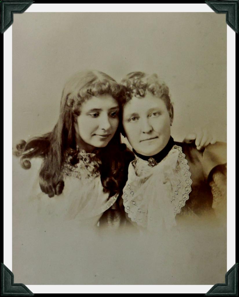 Helen & Anne