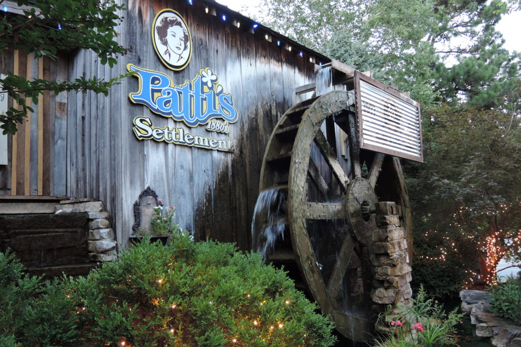 Patti's Settlement