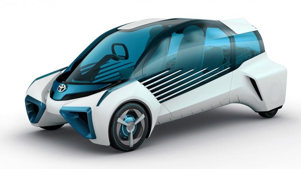 Toyota Future Car